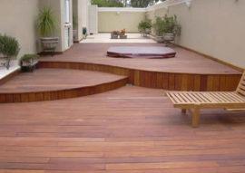 Deck de Bambú